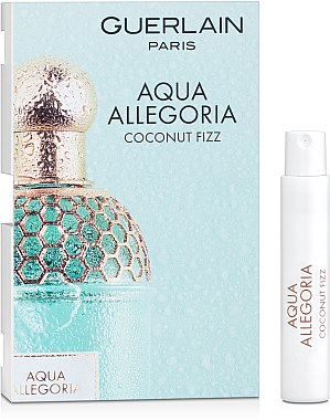 Guerlain Agua Allegoria Coconut Fizz - Туалетная вода (пробник)