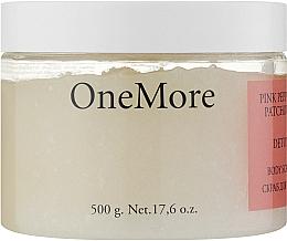 Духи, Парфюмерия, косметика OneMore Pink Pepper & Patchouli - Парфюмированный скраб для тела