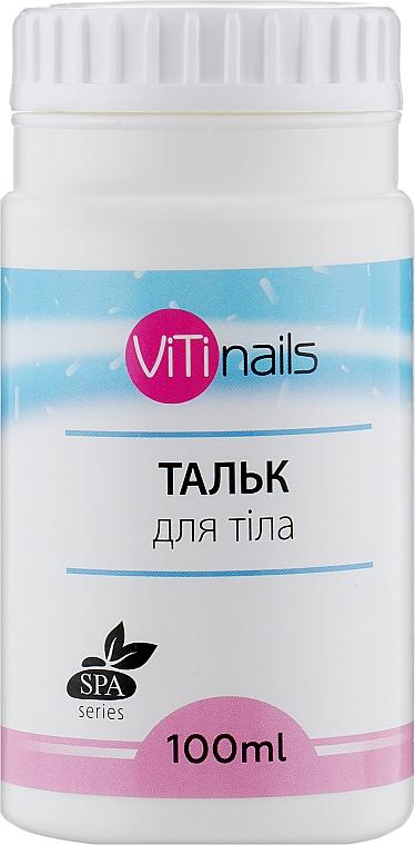 Тальк для тела - ViTinails