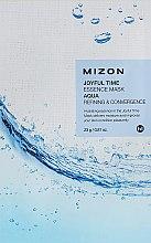 """Духи, Парфюмерия, косметика Тканевая маска для лица """"Вода"""" - Mizon Joyful Time Essence Mask"""