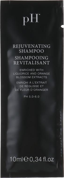 Регенерирующий шампунь - Ph Laboratories Rejuvenating Shampoo (пробник)