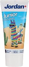 Духи, Парфюмерия, косметика Зубная паста для детей 6-12 лет, альпака - Jordan Junior Toothpaste