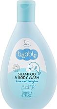 Духи, Парфюмерия, косметика Детский шампунь для волос и тела - Bebble Shampoo & Body Wash