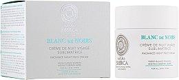 Духи, Парфюмерия, косметика Ночной крем для лица - Natura Siberica Copenhagen Radiance Night Face Cream Blanc de noirs