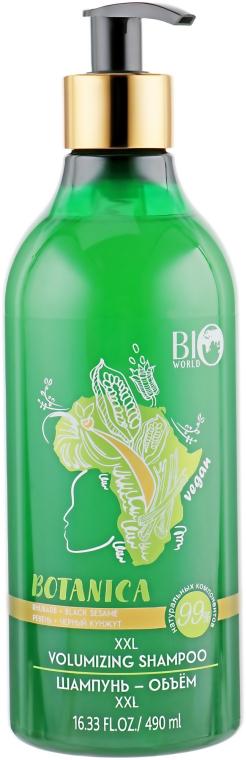 """Шампунь """"Ревень, черный кунжут"""" - Bio World Botanica Shampoo"""