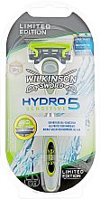 Духи, Парфюмерия, косметика Бритва с 1 сменной кассетой - Wilkinson Sword Hydro 5 Sensitive Limited Edition