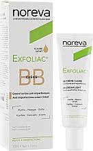 Парфумерія, косметика ВВ-крем - Noreva Laboratoires Exfoliac BB Cream