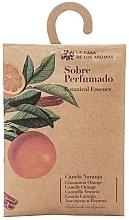 """Духи, Парфюмерия, косметика Ароматическое саше """"Апельсин и корица"""" - La Casa de Los Aromas Botanical Essence Cinnamon Orange"""