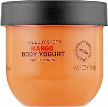 "Духи, Парфюмерия, косметика Йогурт для тела ""Манго"" - The Body Shop Mango Body Yoghurt"
