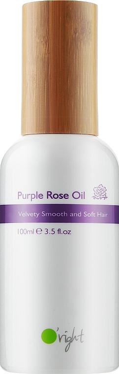 Масло пурпурной розы - O'right Purple Rose Oil