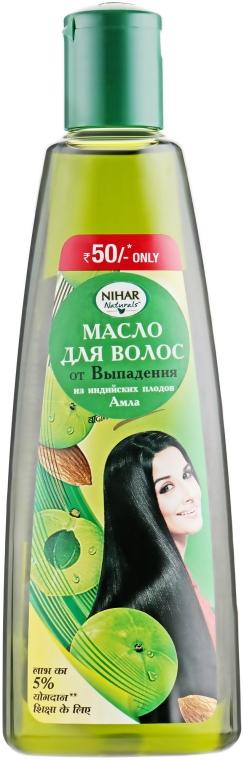 """Масло для волос """"Шанти Бадам Амла"""" с миндальным маслом и витамином Е - Biofarma"""