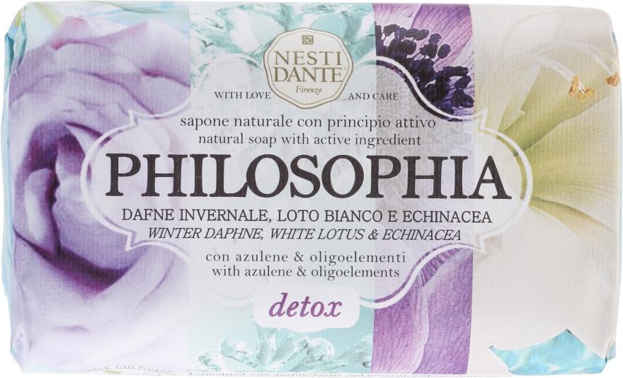 """Мыло """"Детокс"""" - Nesti Dante Philosophia Soap"""