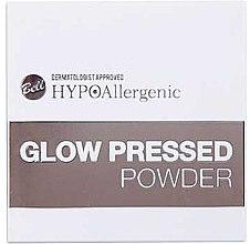 Духи, Парфюмерия, косметика Компактная пудра для лица - Bell HypoAllergenic Glow Pressed Powder