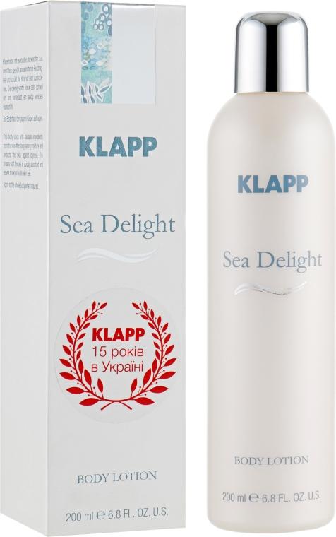 """Лосьон для тела """"Морское искушение"""" - Klapp Sea Delight Body Lotion"""