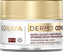 Дневной крем для лица - Soraya Dermo Odnowa 40+ Cream SPF15 — фото N2