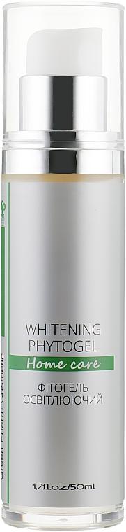 """Фитогель """"Осветляющий"""" - Green Pharm Cosmetic Whitening Phytogel"""