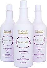 Духи, Парфюмерия, косметика Ботокс для волос - Inoar BotoHair (shmp/1000ml + botox/1000ml + balm/1000ml)