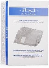 Духи, Парфюмерия, косметика Замотка для удаления гель лака - IBD Just Gel Remover Foil Wraps