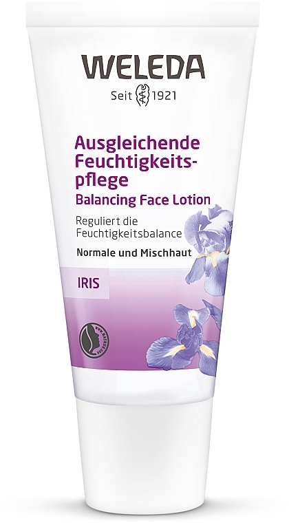 Ирисовый увлажняющий крем - Weleda Iris Feuchtigkeitscreme