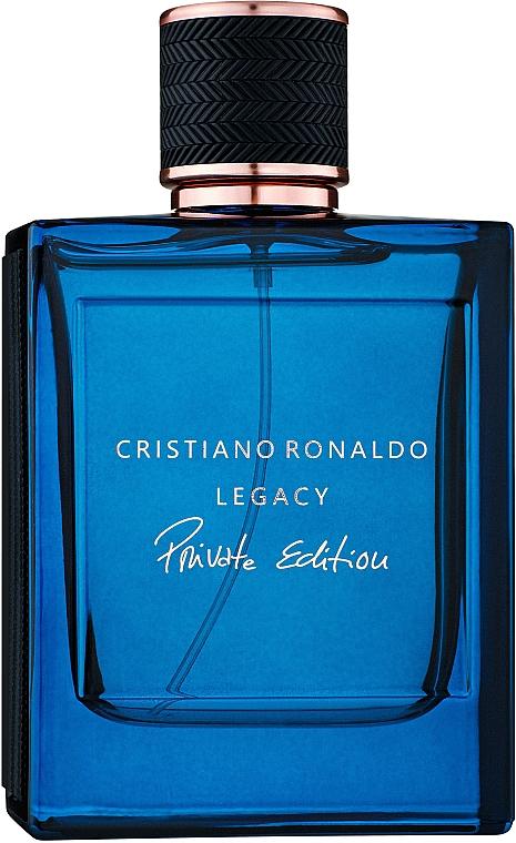 Cristiano Ronaldo Legacy Private Edition - Парфюмированная вода
