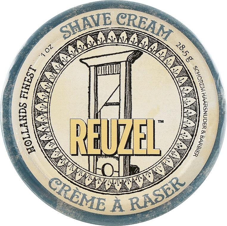Крем для бритья - Reuzel Shave Cream
