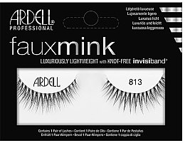 Духи, Парфюмерия, косметика Накладные ресницы - Ardell Faux Mink Luxuriously Lightweight 813
