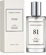 Духи, Парфюмерия, косметика Federico Mahora Pure 81 - Парфюмированная вода