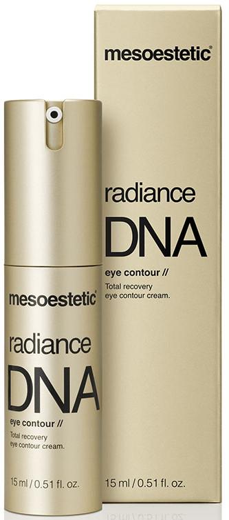 Регенерирующий крем под глаза - Mesoestetic Radiance DNA Eye Contour