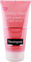 Духи, Парфюмерия, косметика Скраб для лица - Neutrogena Visibly Clear Pink Grapefruit Daily Scrub