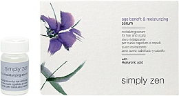 Духи, Парфюмерия, косметика Сыворотка-ревиталайзер - Z. One Concept Simply Zen Age Benefit & Moisturizing Serum