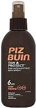 Духи, Парфюмерия, косметика Спрей для загара - Piz Buin Tan and Protect Intensifying Sun Spray SPF6