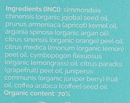 Масло для формування контурів тіла проти целюліту - Mambino Organics Cellufit Body Oil Contour — фото N4