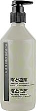 Духи, Парфюмерия, косметика Шампунь для придания объема - Barex Italiana Contempora Fine Hair Volumizing Shampoo