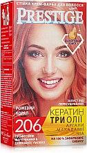 Духи, Парфюмерия, косметика Стойкая крем-краска для волос - Vip's Prestige