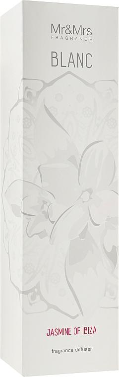 "Аромадиффузор ""Жасмин Ибицы"" - Mr&Mrs Fragrance Blanc Jasmine Of Ibiza"