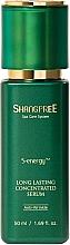 Духи, Парфюмерия, косметика Концентрированная сыворотка - Shangpree S Energy Long Lasting Concentrated Serum