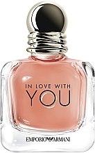 Духи, Парфюмерия, косметика Giorgio Armani Emporio Armani In Love With You - Парфюмированная вода