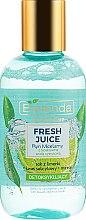 "Духи, Парфюмерия, косметика Мицеллярная жидкость для лица ""Lime"" - Bielenda Micellar Care Solution Lime"