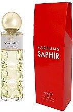 Духи, Парфюмерия, косметика Saphir Parfums Vedette - Парфюмированная вода