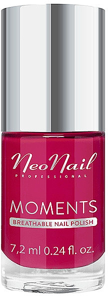 Лак для ногтей - NeoNail Professional Moments Breathable Nail Polish
