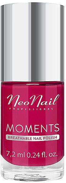 Лак для ногтей - NeoNail Professional Moments Breathable Nail Polish