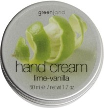 "Крем для рук ""Лайм-Ваниль"" - Greenland Fruit Emotion Hand Cream — фото N3"