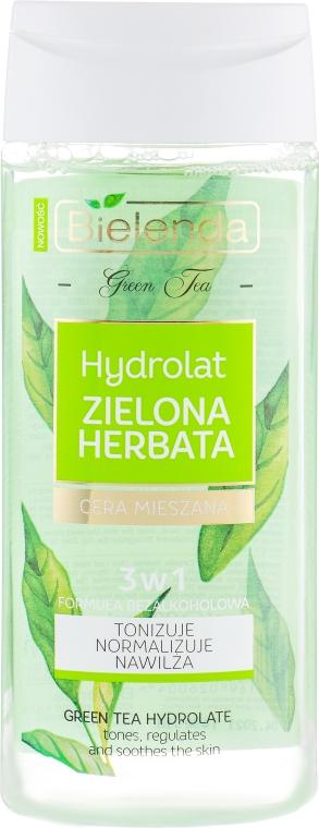 Гидролат 3в1 - Bielenda Green Tea Hydrolate 3in1