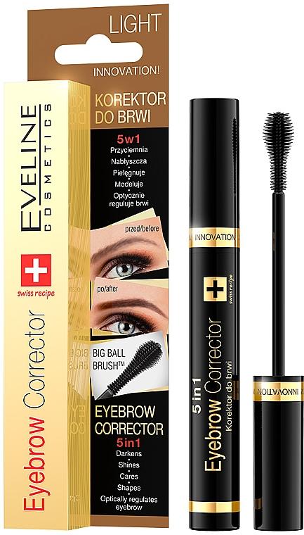 Корректор для бровей - Eveline Cosmetics Eyebrow Corrector