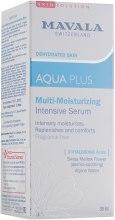 Активно увлажняющая сыворотка - Mavala Aqua Plus Multi-Moisturizing Intensive Serum — фото N1