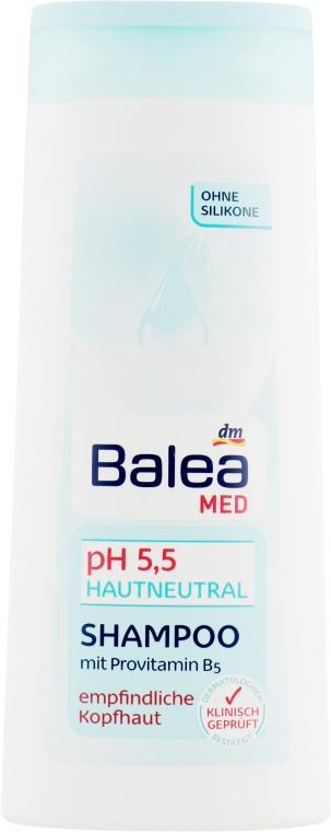 Шампунь с нейтральным рН 5,5 - Balea Med Shampoo