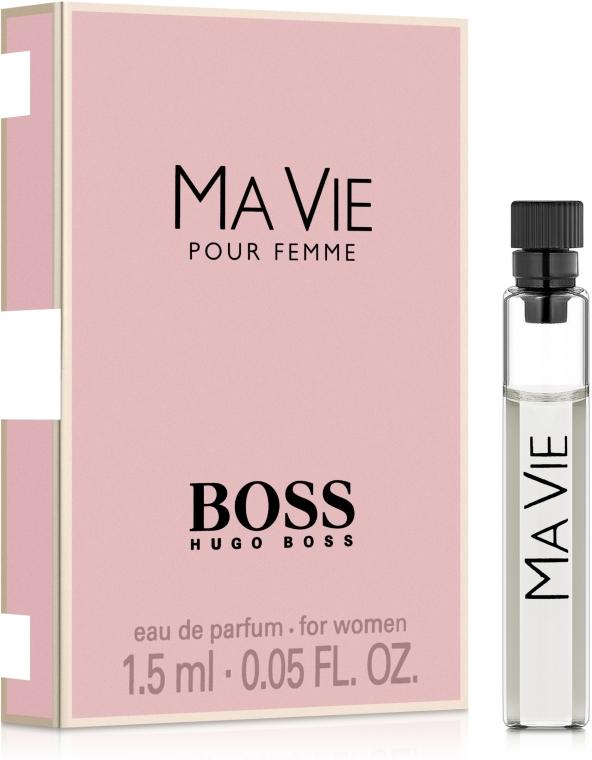 Hugo Boss Boss Ma Vie Pour Femme - Парфюмированная вода (пробник)