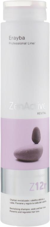 Шампунь против выпадения волос - Erayba Z12r Preventive Shampoo