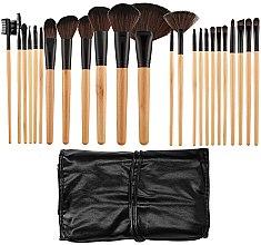 Духи, Парфюмерия, косметика Набор профессиональных кистей для макияжа, 24 шт - Tools For Beauty