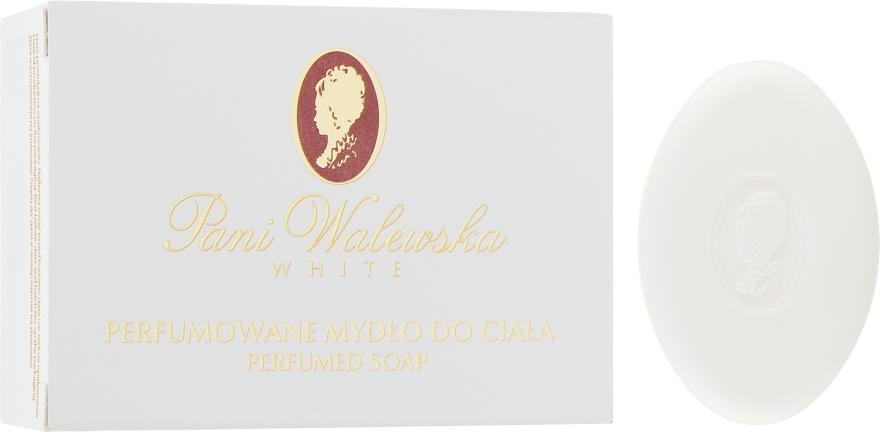 Крем-мыло - Pani Walewska White Creamy Soap